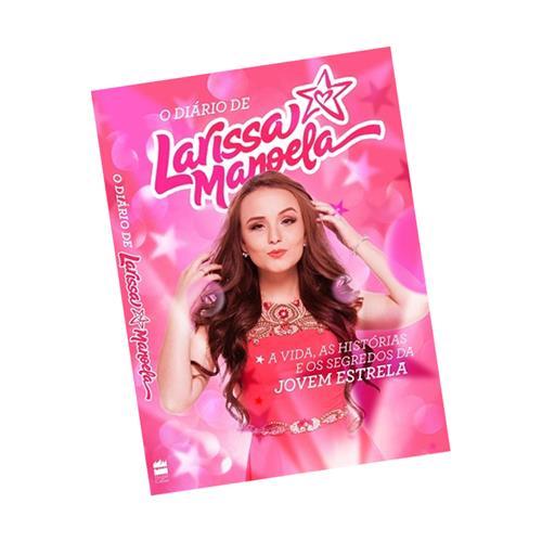 bf05e718d4d55 Livro - Diário de Larissa Manoela