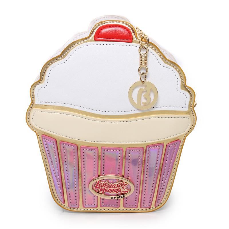 c4ab077bca5ad Bolsa Cupcake Larissa Manoela 11068966 - BIRO
