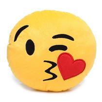 ffcfbd96cd2c9 Almofada Emoji Beijo Biro 80361401