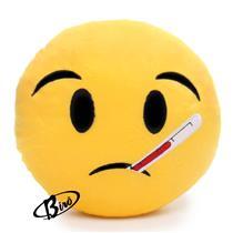 4fbe9cbdf620b Almofada Emoji Doente Biro 80361496