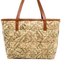 Bolsa shop bag palha trançada 10187921 ccdc182d810